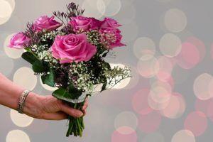 Blumenstrauß verschenken